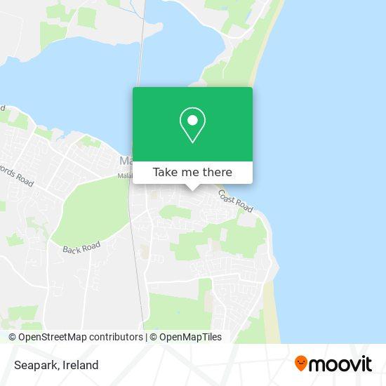 Seapark map