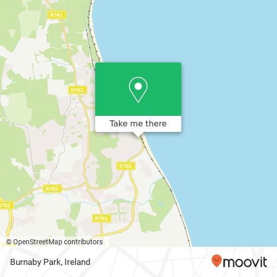 Burnaby Park plan