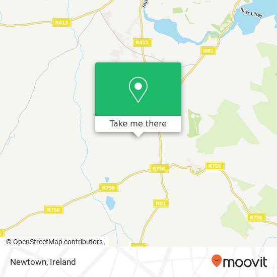 Mappa Newtown