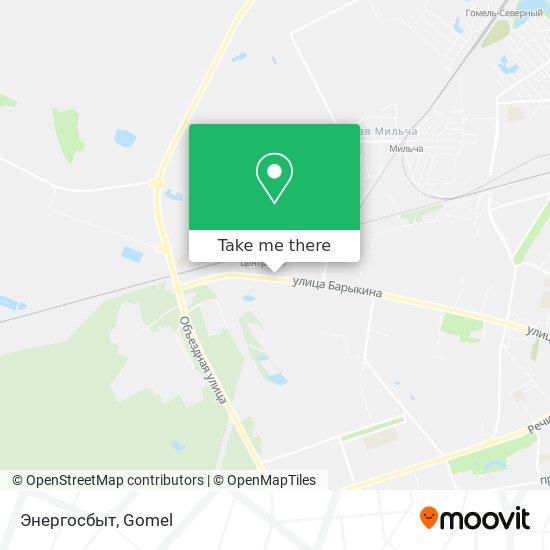 Энергосбыт map
