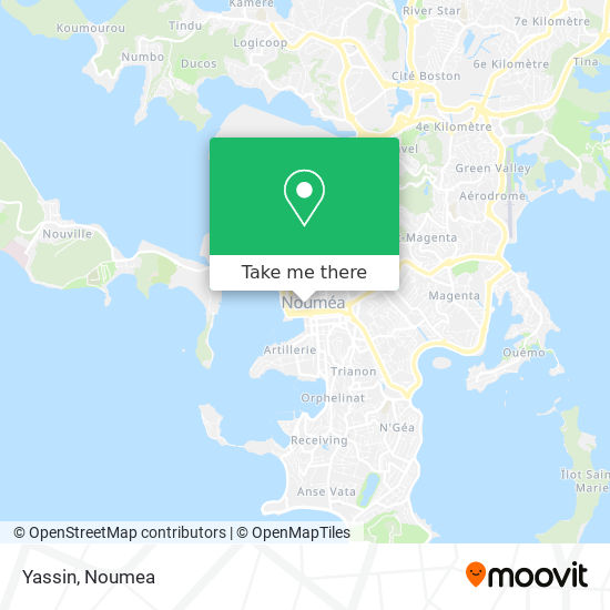 Yassin map