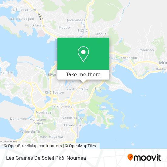 Les Graines De Soleil Pk6 map