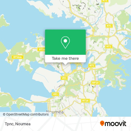 Tpnc map