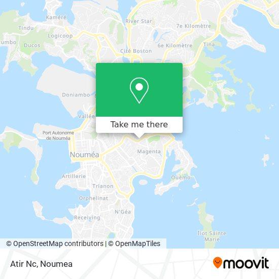 Atir Nc map