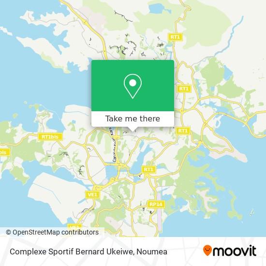 Complexe Sportif Bernard Ukeiwe map
