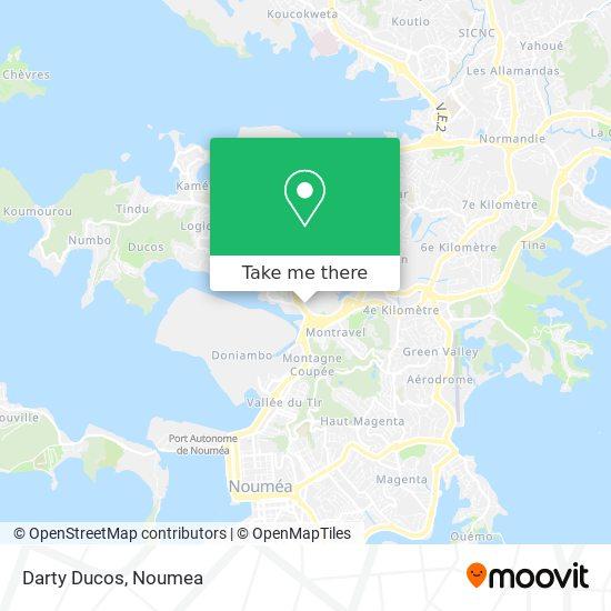 Darty Ducos map