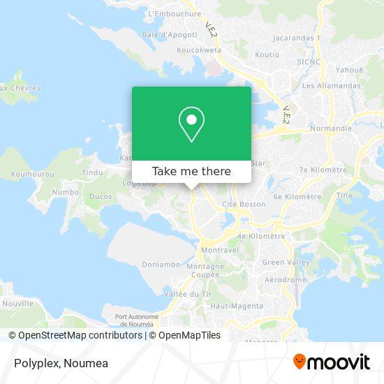 Polyplex map