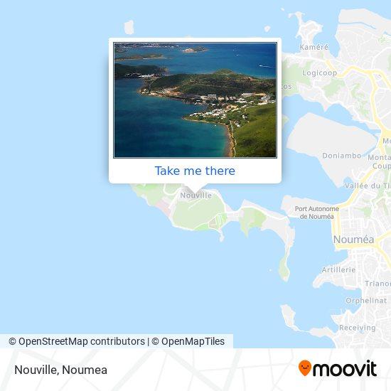 Nouville map
