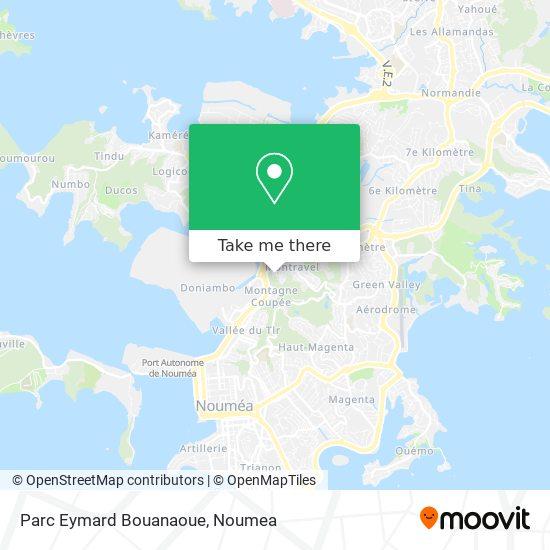 Parc Eymard Bouanaoue map