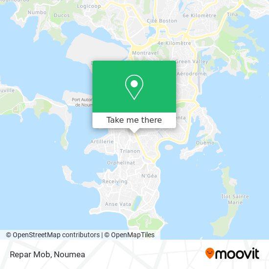 Repar Mob map