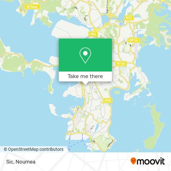 Sic map