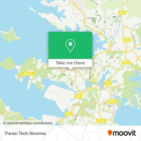 Parasi Tech map