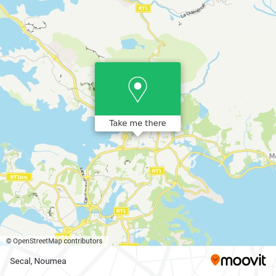 Secal map