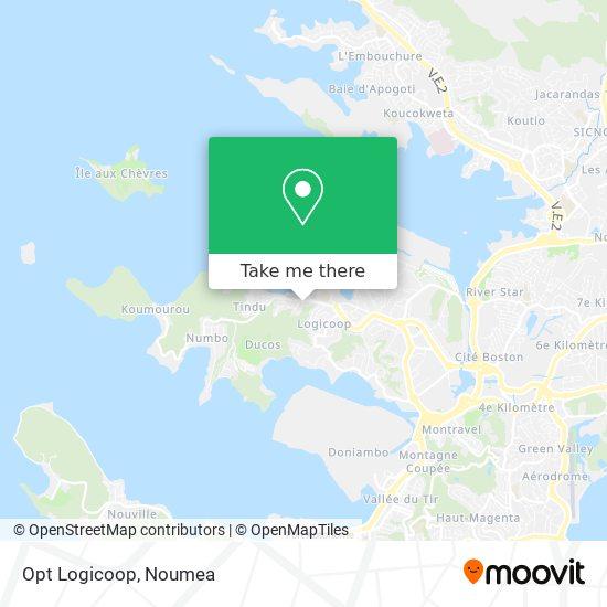Opt Logicoop map