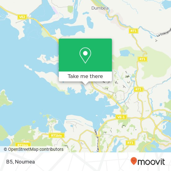B5 map