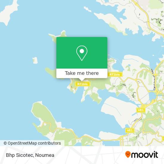 Bhp Sicotec map