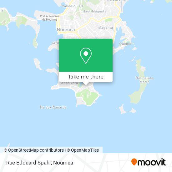 Rue Edouard Spahr map