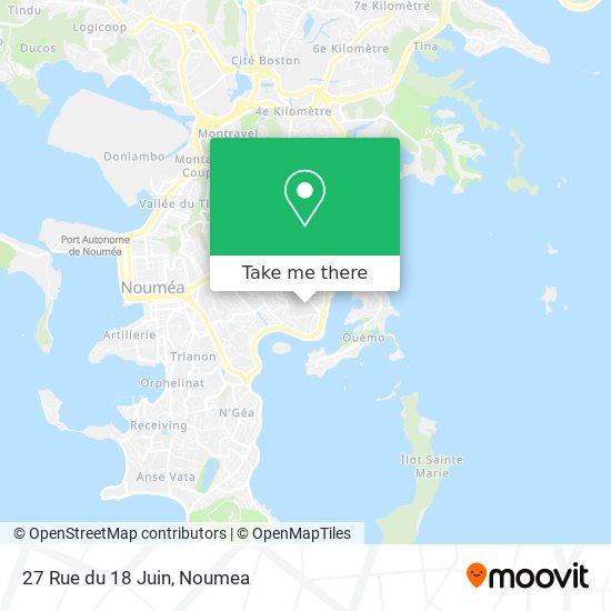 27 Rue du 18 Juin map