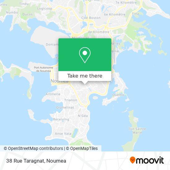 38 Rue Taragnat map