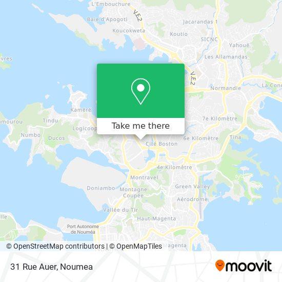 31 Rue Auer map