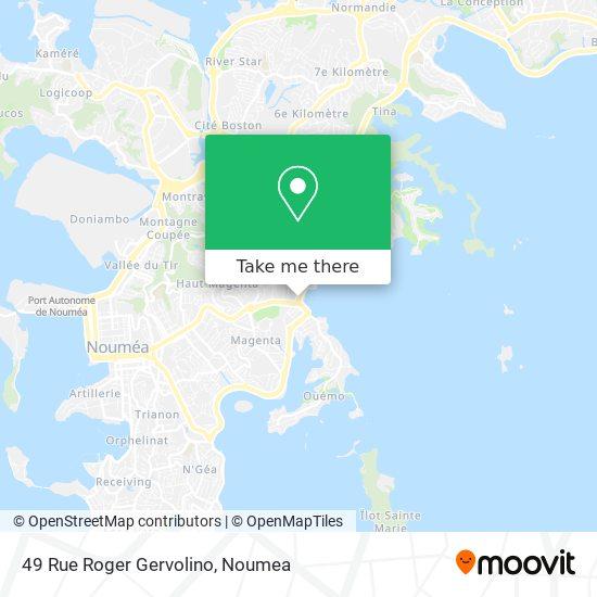 49 Rue Roger Gervolino map