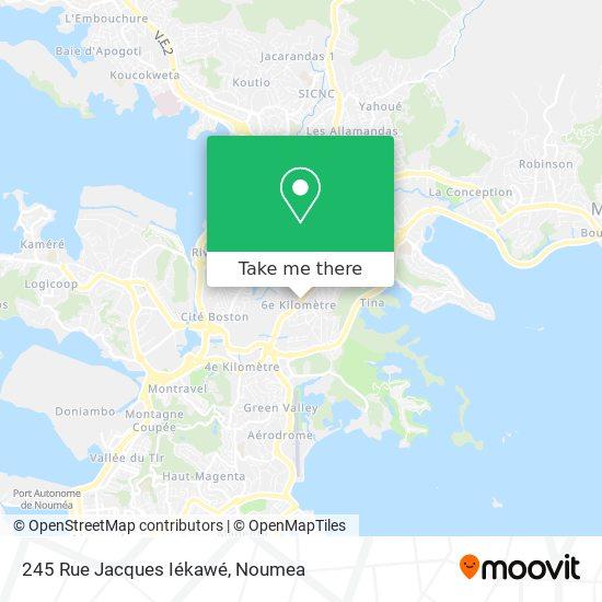 245 Rue Jacques Iékawé map
