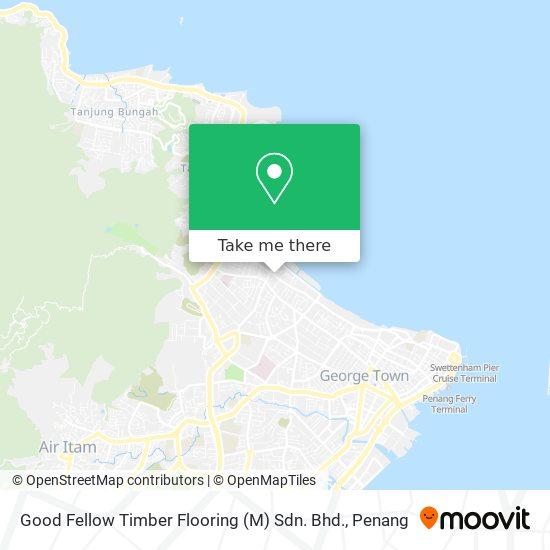 Good Fellow Timber Flooring (M) Sdn. Bhd. map