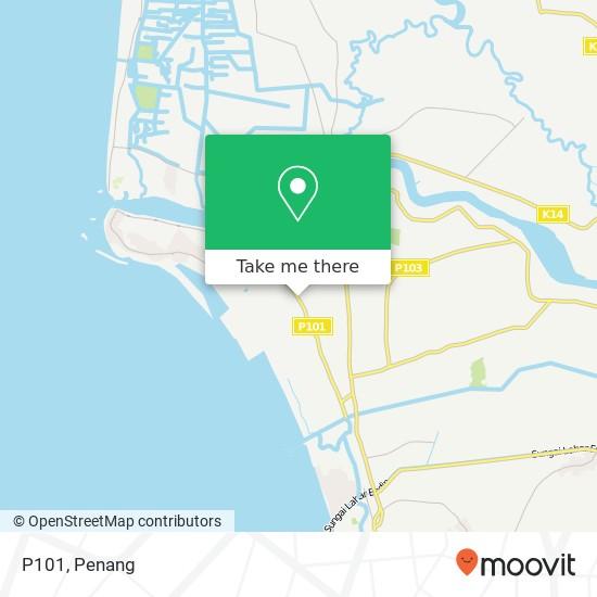 P101 map