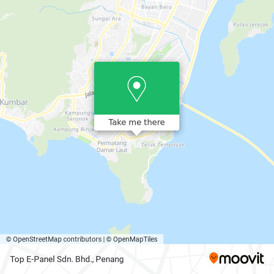 Top E-Panel Sdn. Bhd. map
