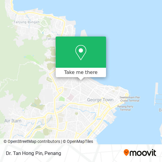 Dr. Tan Hong Pin map