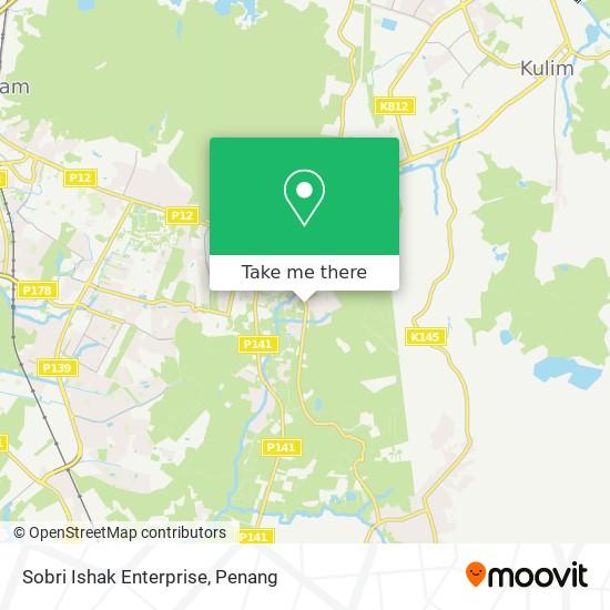 Sobri Ishak Enterprise map