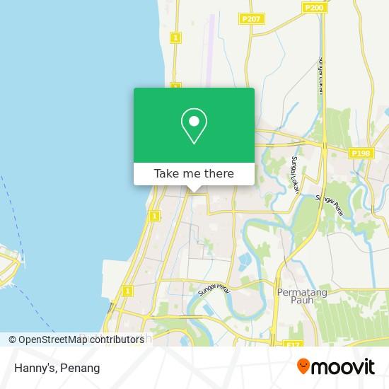 Hanny's map
