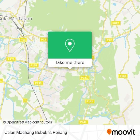 Peta Jalan Machang Bubuk 3