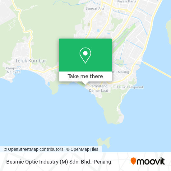 Besmic Optic Industry (M) Sdn. Bhd.地图