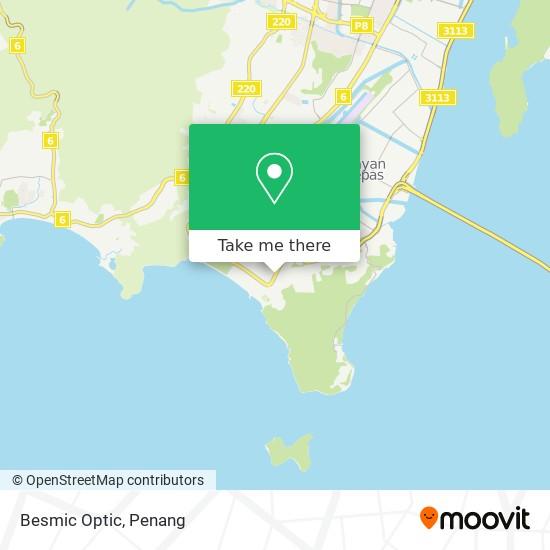 Besmic Optic地图