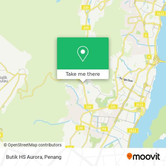 Butik HS Aurora地图