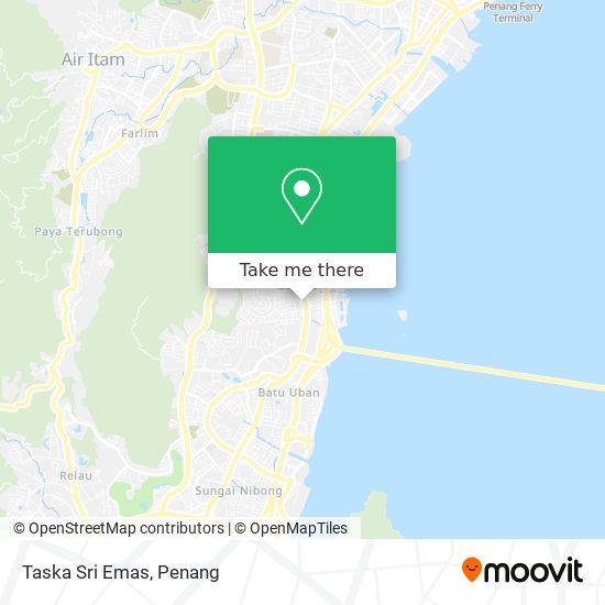 Peta Taska Sri Emas