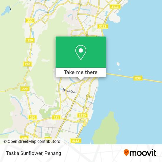 Taska Sunflower地图