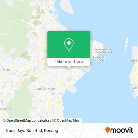 Peta Trans Jaya Sdn Bhd