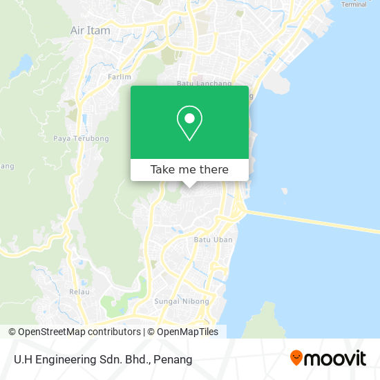 Peta U.H Engineering Sdn. Bhd.