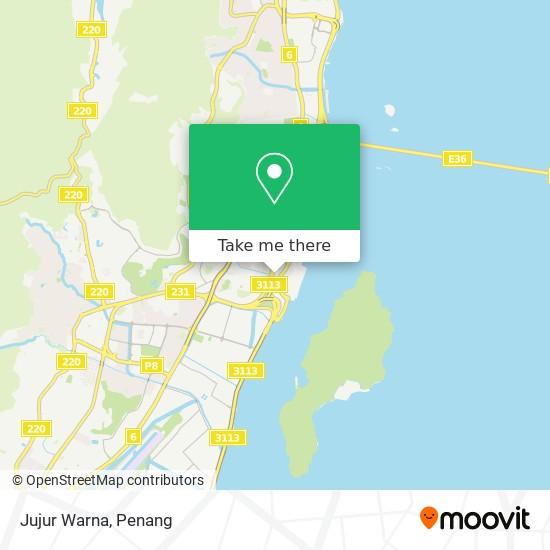 Jujur Warna地图