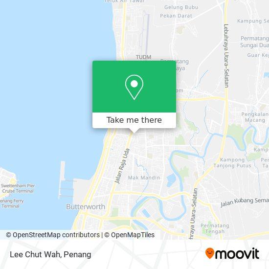 Lee Chut Wah map