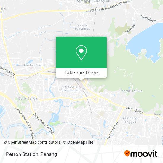 Peta Petron Station