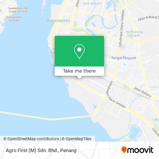 Agro First (M) Sdn. Bhd.地图