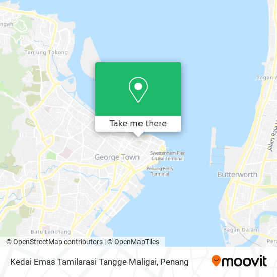 Peta Kedai Emas Tamilarasi Tangge Maligai