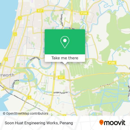 Soon Huat Engineering Works地图