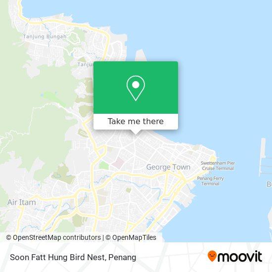Soon Fatt Hung Bird Nest map