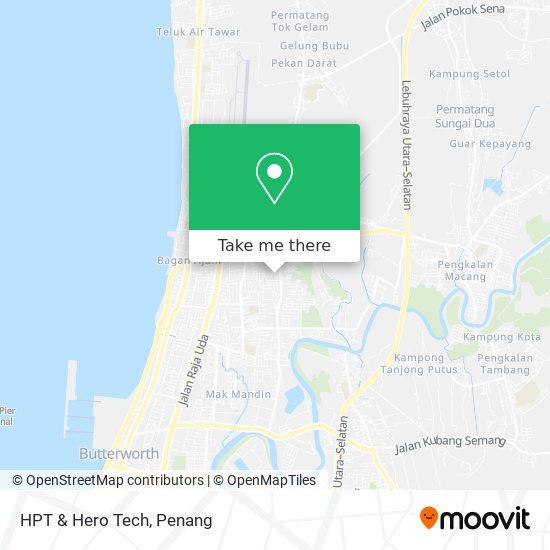 HPT & Hero Tech地图