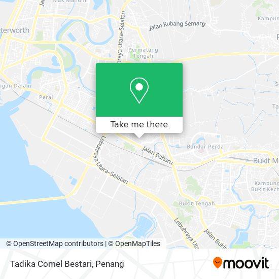Tadika Comel Bestari地图