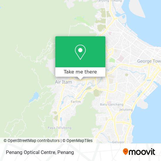 Penang Optical Centre地图